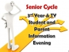Senior Cycle Information Evening