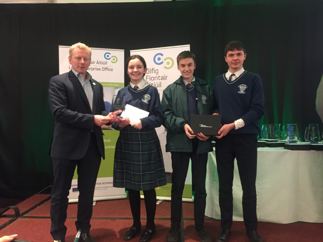 Meath county enterprise Awards 1