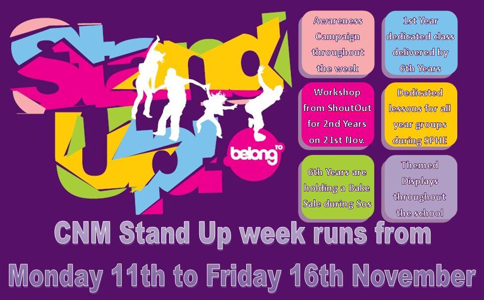 Stand Up week